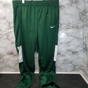Nike Womens Sweatpants Green 2XLT Tall Green New